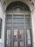 Image for Cincinnati Masonic Center Doorway - Cincinnati, Ohio