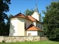Image for kostel Nanebevzetí Panny Marie, Kytín, Czech republic