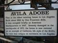 Image for AVILA ADOBE
