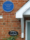 Image for T E Lawrence lived here - Hythe, Hampshire, UK