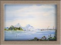 Image for Whangarei Heads and Oil Refinery. Northland. New Zealand.