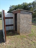 Image for Baker-Lain Cemetery Men's Outhouse - Johnson County, TX