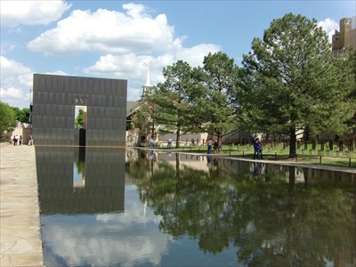 Oaklahoma City National Memorial - Route 66 -