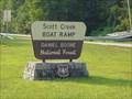 Image for Scott Creek Ramp - Cave Run Lake - Kentucky, USA