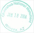 Image for Chiricahua National Monument