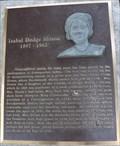 Image for Isabel Dodge Sloane 1897-1962 - Lexington, Kentucky, United States