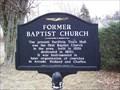 Image for Former Baptist Church - Chaffee, New York