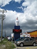 Image for Century Bowling Pin - Calgary, Alberta