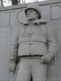 Image for American Cemetery War Memorial - Madingley Road, Coton, Cambridge, UK