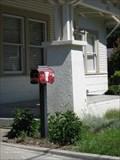 Image for Fire Truck Mailbox - Sebastopol, CA