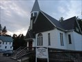 Image for Sanitaria Springs United Methodist Church - Sanitaria Springs, NY