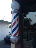 Image for Beach Comber Barbershop Pole - San Clemente, CA