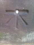 Image for Cut Bench mark and bolt, Holy Trinity Church - Ashby-de-la-Zouch, Leicestershire