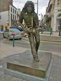Image for Rory Gallagher Statue - Ballyshannon