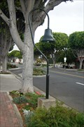 Image for Old Town Tustin Bell #5 - El Camino Real and Main St