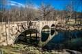 Image for Bridge - Bennett Spring State Park Hatchery - Lodge Area Historic District - Lebanon, Missouri