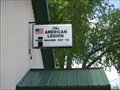 "Image for ""American Legin Post 43"" Centerville, South Dakota"