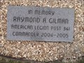 Image for Raymond A Gilman - Veterans Wall of Honor - Bella Vista AR