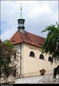 Image for Kostelík Sv. Kosmy a Sv. Damiána / Church of Ss. Cosmas and Damian - Emauzy (Prague)