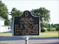 Image for Mississinewa Battlefield