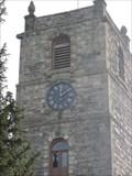 Image for Bell Tower, St Collens Church, Church Street, Llangollen, Denbighshire, Wales, UK