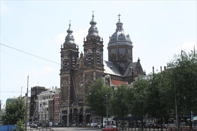 Church of St Nicholas, Amsterdam, Netherlands