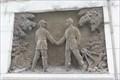 Image for Bronze reliefs of War and of Peace -- Wisconsin Memorial, Vicksburg NMP, Vicksburg MS