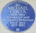 Image for Sir Michael Costa - Eccleston Square, London, UK