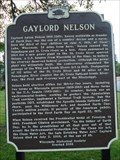 Image for Gaylord Nelson