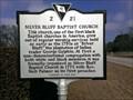 Image for 2 21 - Silver Bluff Baptist Church - Beech Island, SC