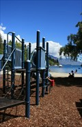 Image for Beach Reserve Playground — Queenstown, New Zealand
