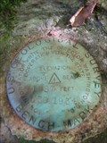 Image for USGS Benchmark - L 30 - Conklin, NY