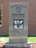 Image for Inkster Police Memorial, Inkster, MI