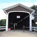 Image for Covered Bridge, Knights Ferry, California