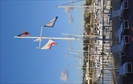 Image for Sunroad Resort Marina Nautical Flag Pole #2