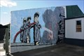 Image for Firefighters Mural — Otautau, New Zealand