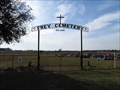 Image for Frey Cemetery - Waller County, TX