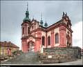 Image for Church of the Assumption of Virgin Mary / Chrám nanebevzetí Panny Marie - Zlonice (Central Bohemia)