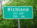Image for Richland, TX - Population 264