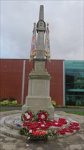 Image for XX Lancashire Fusiliers War Memorial – Bury, UK
