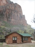 Image for OLDEST: Building Remaining in Zion National Park