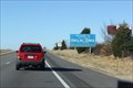 Image for AR-OK border on US 271 -- Pocola OK