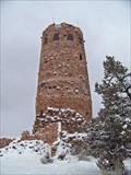 Image for Desert View Watch Tower, Grand Canyon, Arizona