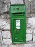 Image for Cathedral Place Post Box - Cobh, County Cork, Ireland