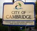 Image for Cambridge, England