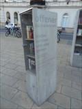 Image for Offener Bücherschrank Heinz Heger Park - Wien, Austria