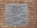 Image for 1989 - New Hope Baptist Church, Alto, Texas