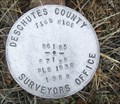 Image for T16S R10E S6 5 8 7 COR - Deschutes County, OR