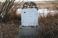 Image for Lone grave - Coderre District, SK Canada