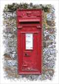Image for Victorian Post Box - Knowlton, Kent, CT3 1PT
